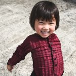 Sustainable origami-inspired clothing grows with your child